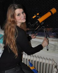 Mitt teleskop