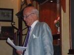 Ian Wachtmeister höll ett inspirerande tal