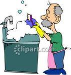 Att diska är en kvinnofälla. En man som diskar utvecklar däremot sin potential.