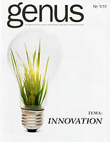 Drömmen är att få in mitt resultat i tidskriften Genus med tema Innovation