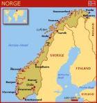 Som ni ser på den här satellitbilden jag tog imorse så har genusvetartätheten redan sjunkit rejält i Norge